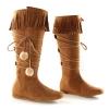 Dakota Tan Adult Boots